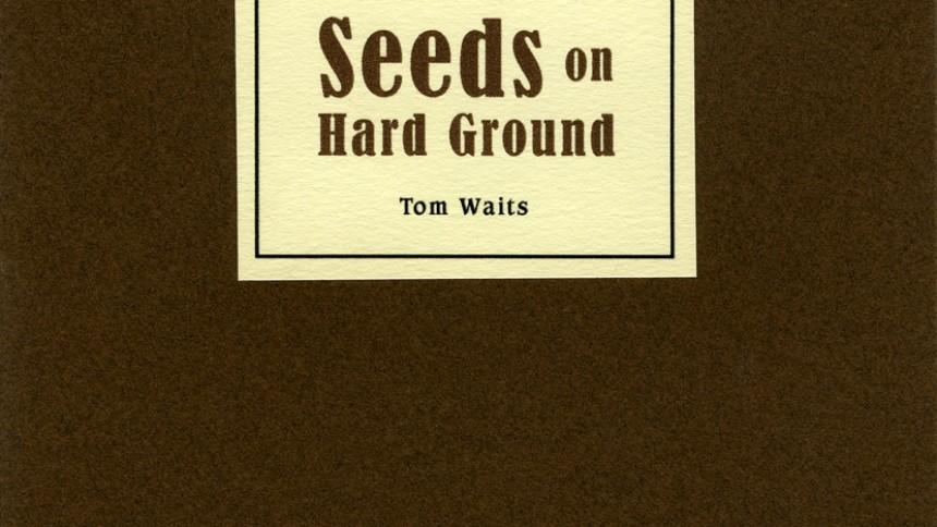 Tom Waits släpper bok
