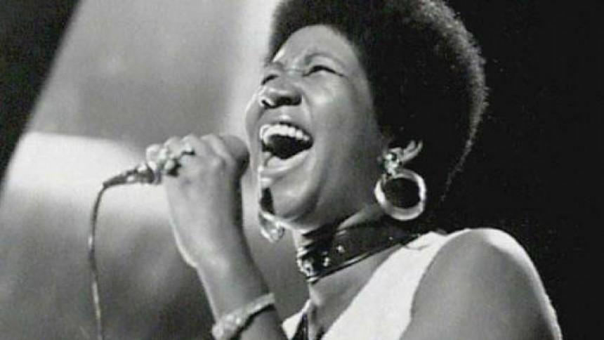 Aretha Franklin spelar in nytt material