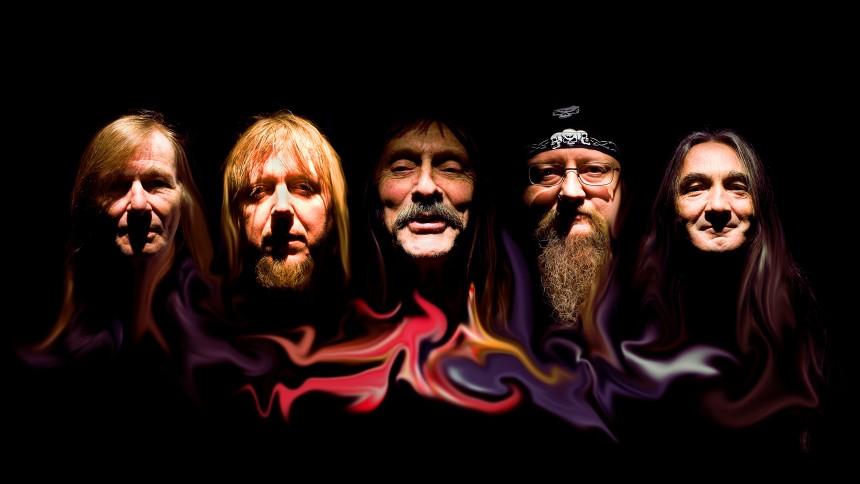 Hawkwind till Sweden Rock