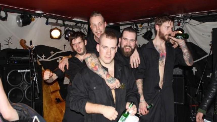 The Cremators: Flaming hot rock n roll