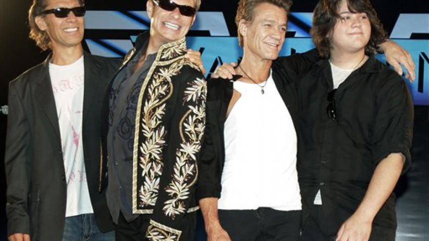 Van Halen ställer in turné