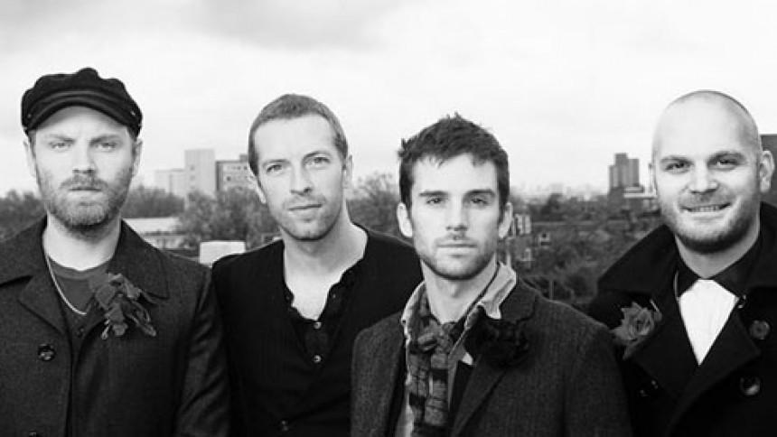 Coldplay besöker Sverige