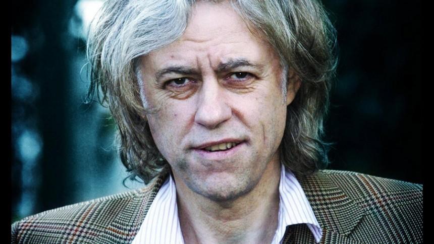 Bob Geldof till Peace & Love