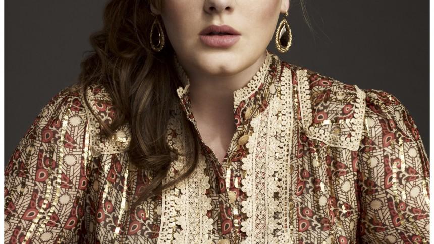 Adele slog rekord på albumlista