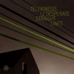Telekinesis: 12 Desperate Straight Lines