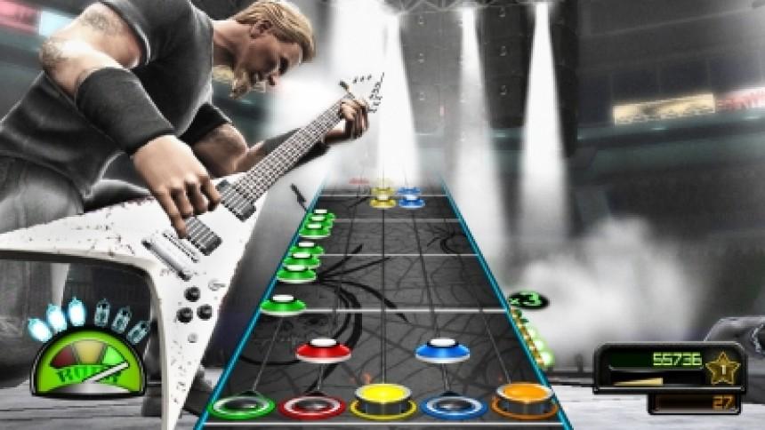 Activision stoppar Guitar Hero