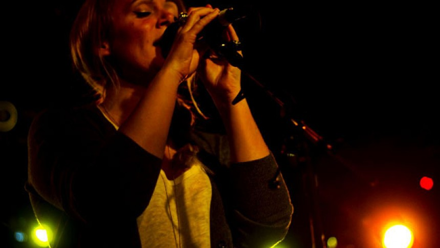 Isobel Campbell And Mark Lanegan: Strand, Stockholm