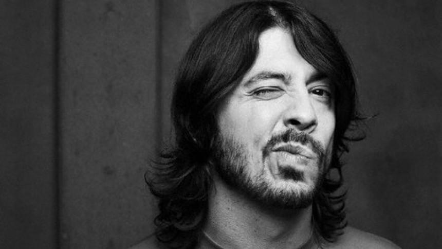 Foo Fighters i Skavlan