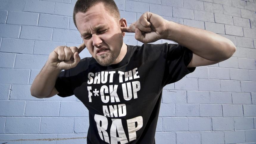 Unik rap battle i Sverige