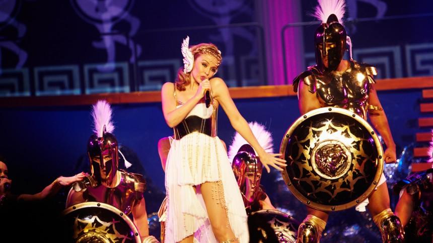 Kylie Minogue i 3D