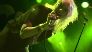 Alice in Videoland – Sticky Fingers, Göteborg, 110226