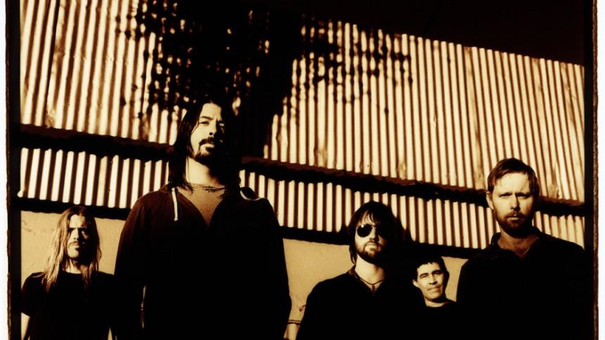 Foo Fighters går fram och tillbaka