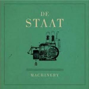 De Staat: machinery