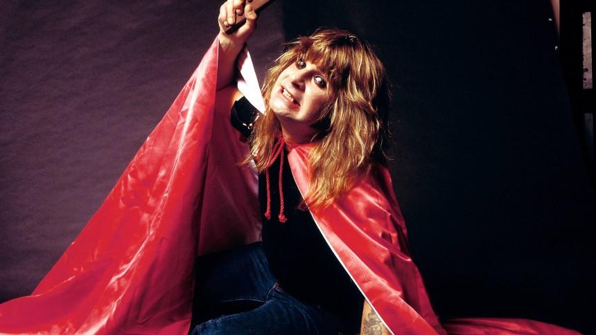 Ozzy Osbourne firar 30 år som artist