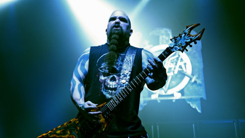 Slayer: Slayer: Big 4, Göteborg