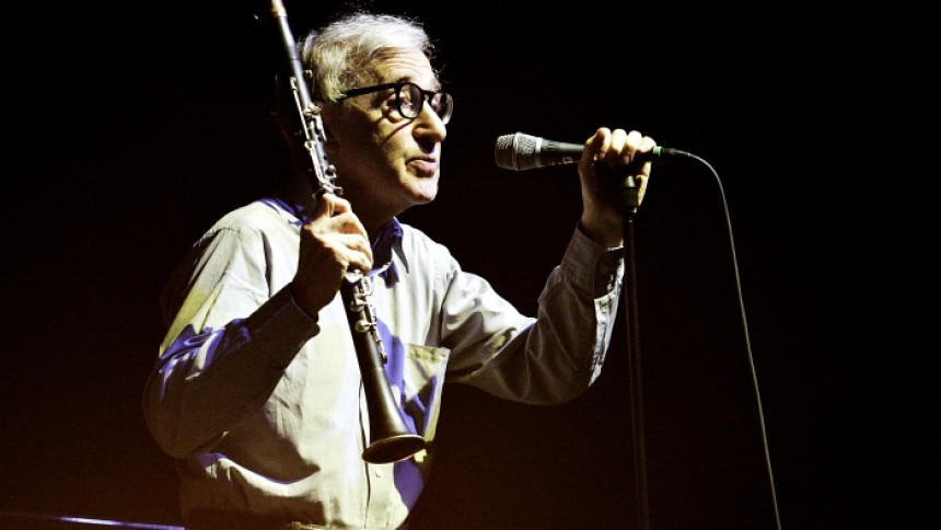 Woody Allen And His New Orleans Jazz Band: Cirkus, Stockholm