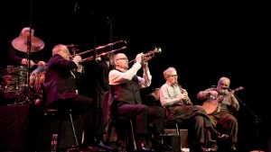 Woody Allen And His New Orleans Jazz Band - Cirkus, Stockholm 110320
