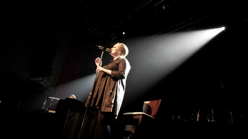 Adele: Debaser Medis, Stockholm