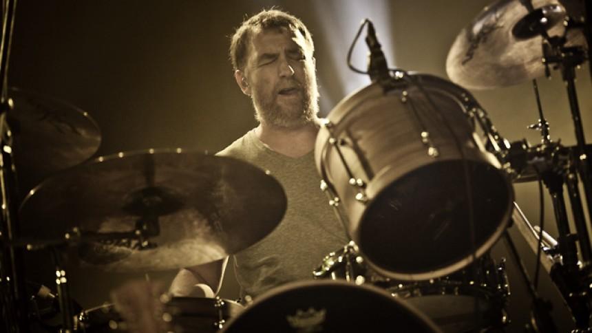 Glömde trummisen på turné