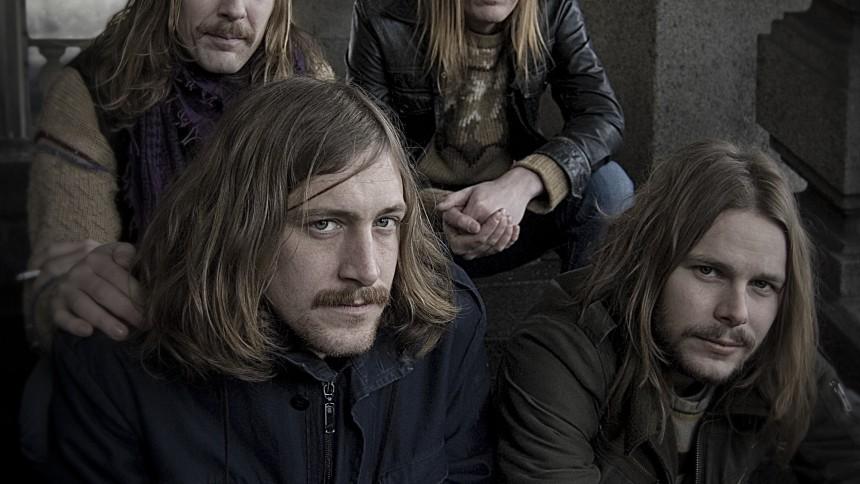 Graveyard släpper nytt album