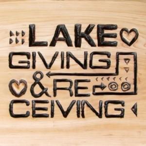 Lake: Giving & Receiving