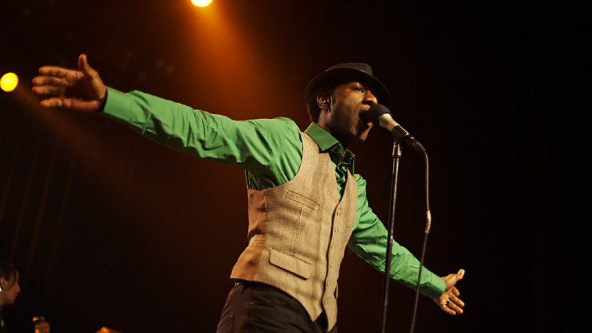 Aloe Blacc: Brewhouse, Göteborg