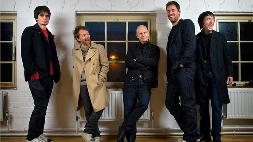 Radiohead släpper live-dvd