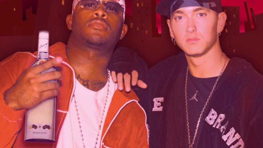 Hiphop-stjärnor släpper EP