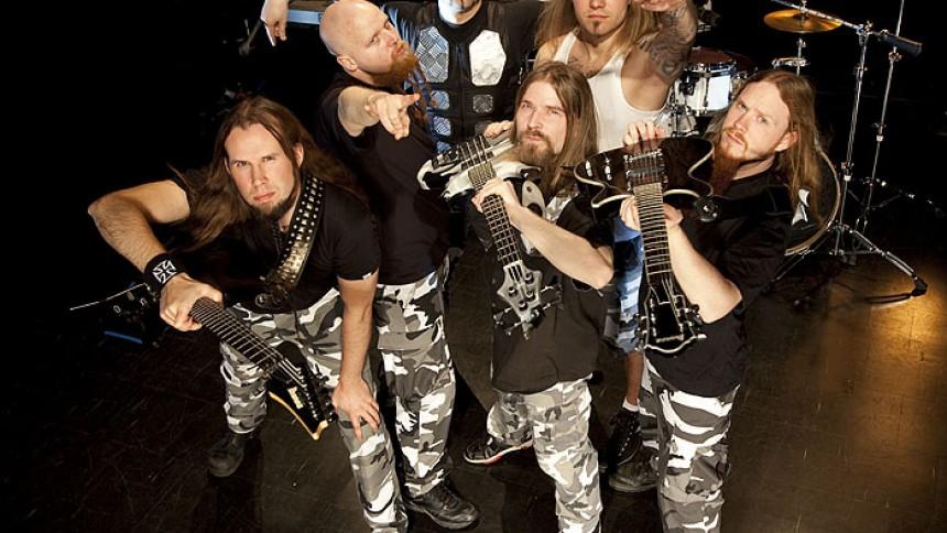 Första banden klara till Rockstad: Falun