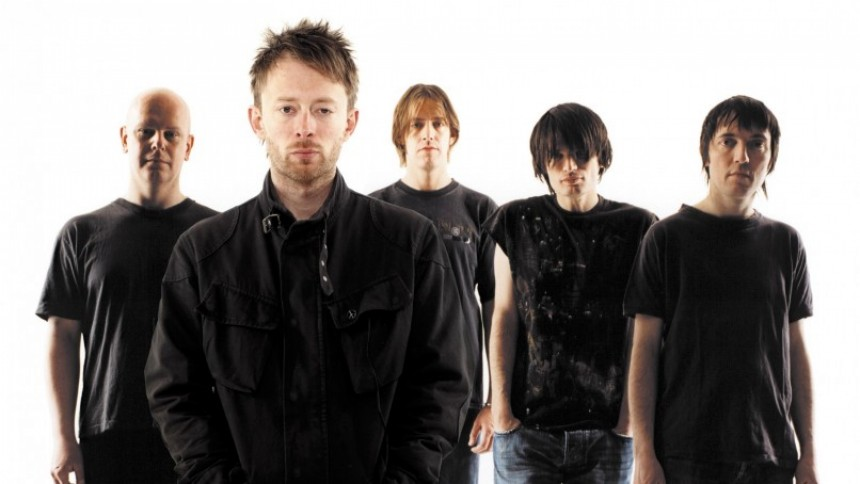 Radiohead tillbaka efter sommaren