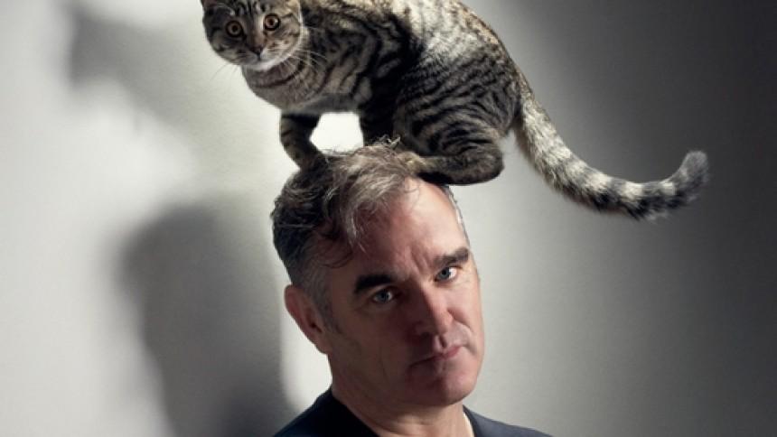 Morrissey har nytt album färdigt