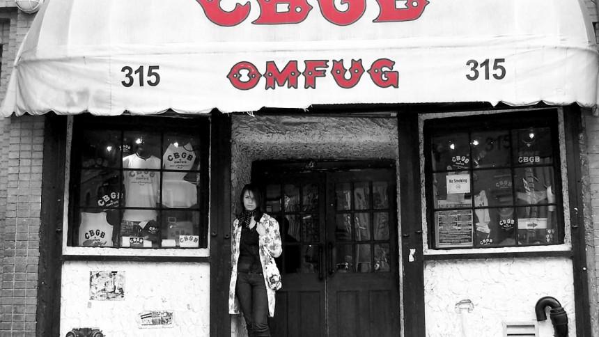 Berättelsen om CBGB på film