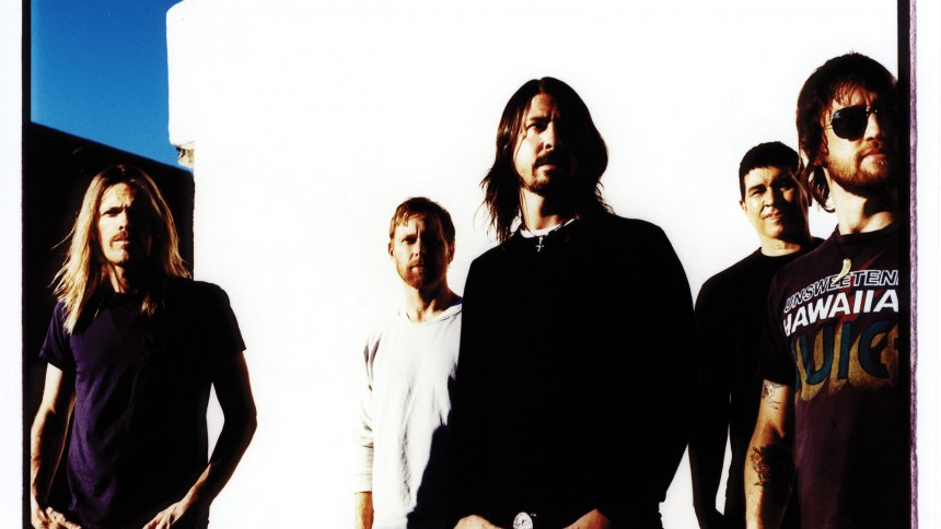 Nytt album med Foo Fighters