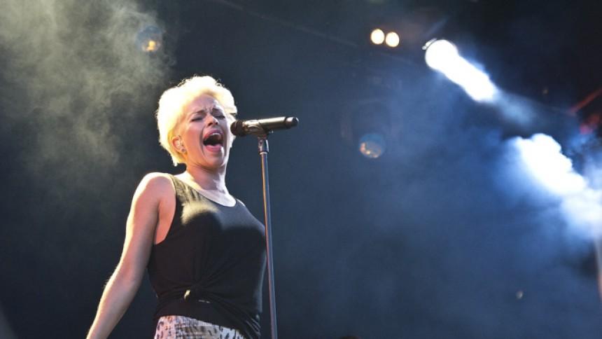 Petra Marklund på turné
