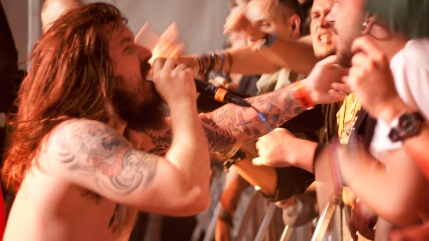 Kvelertak: West Coast Riot, Göteborg