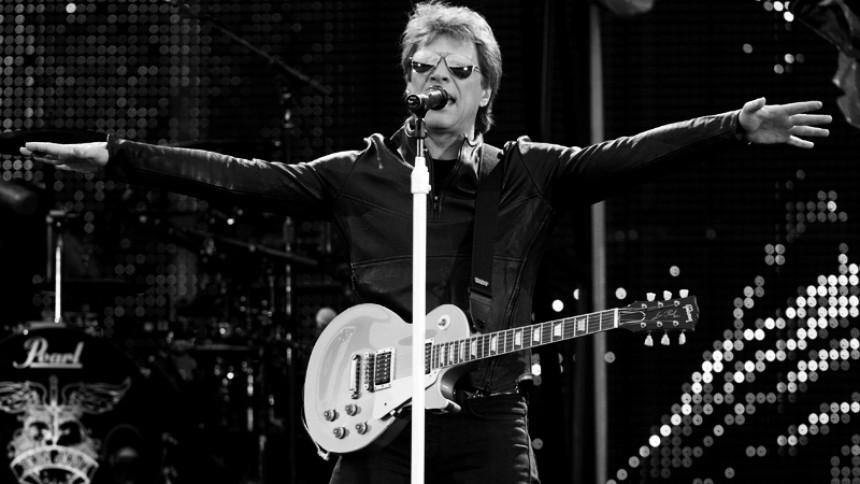 Bon Jovi intar Stockholm Stadion