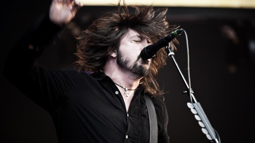 Foo Fighters faller i dvala