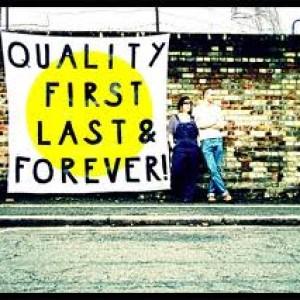 Trevor Moss & Hannah-Lou: Quality first, last & Forever