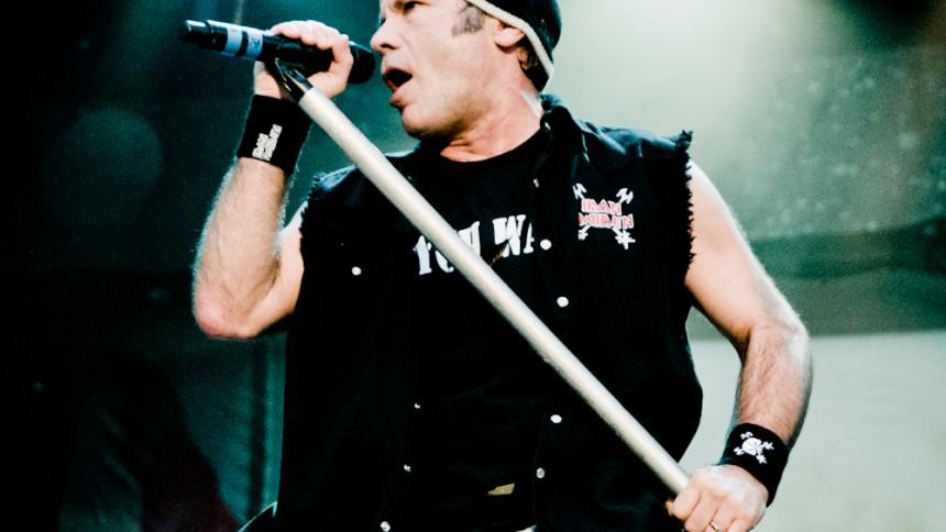 Iron Maiden: Nya Ullevi, Göteborg