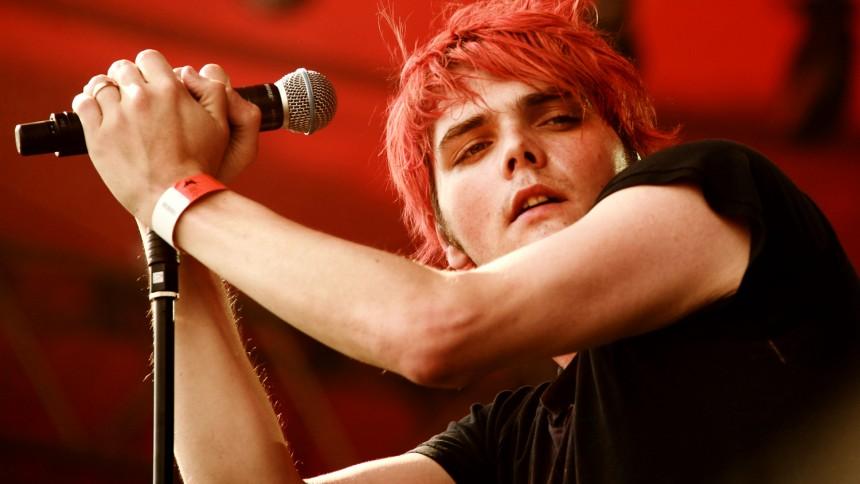 My Chemical Romance-sångaren till Sverige