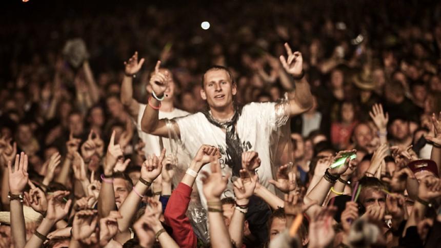 Roskilde lanserar ny scen