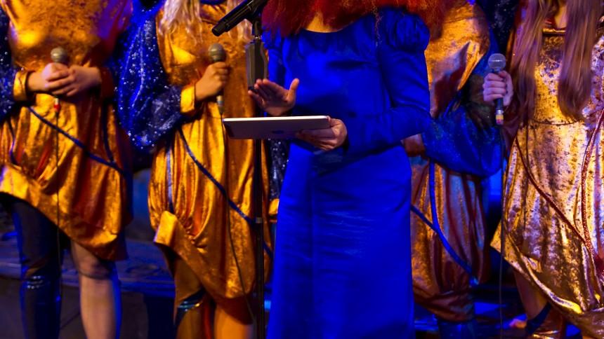 Björk gör sex intima konserter