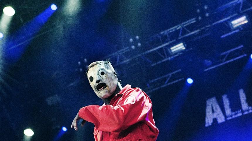 Slipknot: Sonisphere 2011, Apollo