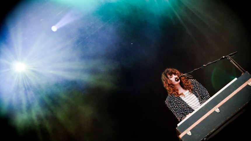 Beach House: Green Stage, Hultsfred