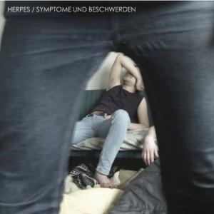 Herpes: Symptome und beschwerden