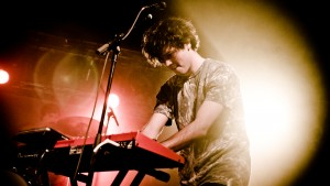 Washed Out - Hultsfredsfestivalen, Hultsfred, 110716
