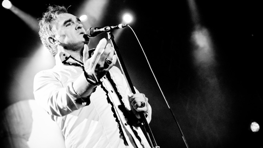 Morrissey: Green Stage, Hultsfred