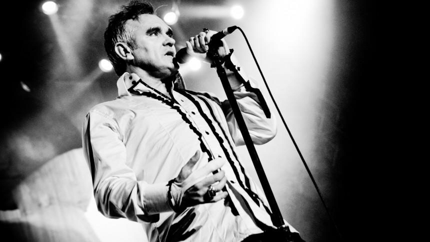 Nytt kapitel om Morrissey-biografi