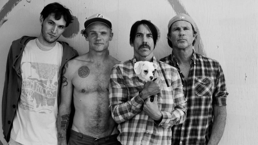 Femte raka för Red Hot Chili Peppers