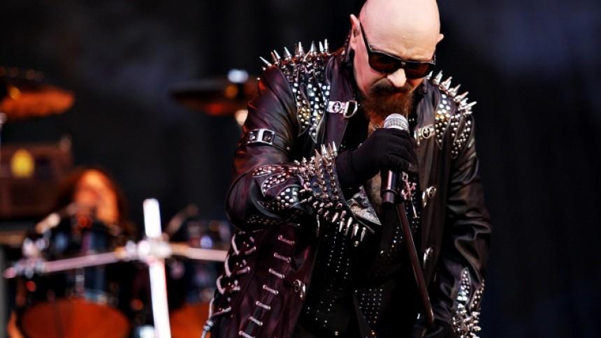 Inte över än för Judas Priest